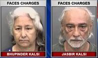 Cặp vợ chồng bay từ Ấn Độ sang Mỹ để đánh... con dâu