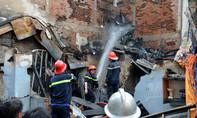 Lính cứu hoả TP.HCM hy sinh trong lúc chữa cháy nhà dân