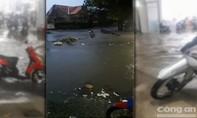 Video: Mỗi lần mưa là nhiều khu phố ngập sâu gần 2m