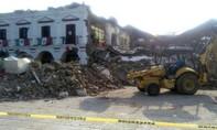 Đã có ít nhất 60 người chết sau trận động đất kinh hoàng ở Mexico