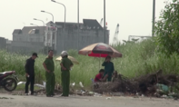 Thi thể người đàn ông cháy đen ở bãi đất trống vùng ven Sài Gòn