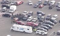 Xả súng vào cảnh sát ở Mỹ, hai người thiệt mạng