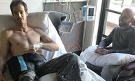 Murray quyết định phẫu thuật chữa trị dứt điểm chấn thương hông