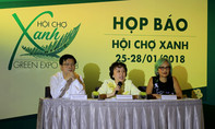 TP.HCM: Tổ chức Hội chợ xanh quảng bá các sản phẩm an toàn