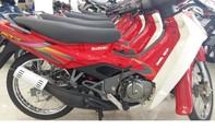 Phá chuyên án làm giả giấy tờ xe máy Suzuki Sport, Suzuki Satria quy mô lớn