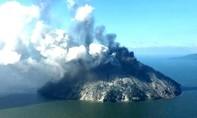 Papua New Guinea: Hàng ngàn người sơ tán vì núi lửa
