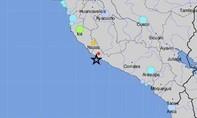 Động đất  7,1 độ richter ở Peru khiến nhiều thương vong