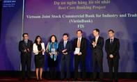 VietinBank thắng lớn tại Vietnam Country Awards 2018