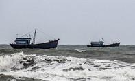 Thêm một tàu cá cùng 5 ngư dân mất tích trên biển nhiều ngày