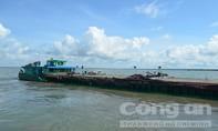 TP.HCM: Liên tiếp bắt nhiều vụ khai thác cát lậu