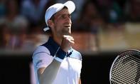 Ứng viên chức vô địch giải Úc Mở rộng Djokovic nhẹ nhàng vào vòng hai