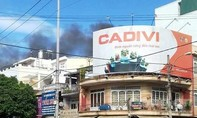 Cháy nhà 3 tầng ngay trung tâm TP Buôn Ma Thuột