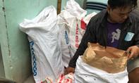 Xưởng đóng gói bột ngọt giả quy mô lớn tại nhà trọ