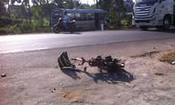 Nữ sinh lớp 10 bị xe khách tông tử vong trên đường đi dự lễ sơ kết