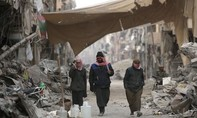 Mỹ tiếp tục giữ binh sĩ ở Syria để đối phó với Assad và Iran