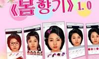 Người dân Triều Tiên 'phát cuồng' với ứng dụng làm đẹp di động