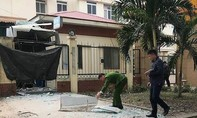 Bắt 4 đối tượng liên quan vụ gây nổ trụ ATM để cướp tiền