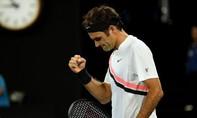 Federer tiếp tục chặng đường bảo vệ 'ngôi vương'