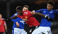 Paul Pogba: Ngôi sao trong trận thắng Everton