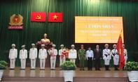 """Bí thư Thành ủy Nguyễn Thiện Nhân: """"Công an TP.HCM hoàn thành xuất sắc nhiệm vụ"""""""