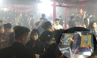 Giang hồ tín dụng đen, đòi nợ thuê phê ma tuý trong quán bar 'chui'