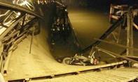 TP.HCM: Sập cầu Long Kiển, người nhái lặn tìm người bị nạn
