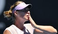 Sharapova 'dừng bước' ở vòng ba Úc Mở rộng 2018