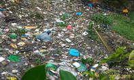 Người dân gần cầu Mỹ Thuận ở Sài Gòn kêu cứu vì kênh ngập ngụa rác