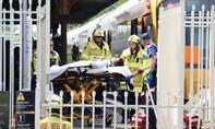 16 hành khách bị thương trong vụ tai nạn tàu hỏa ở Sydney