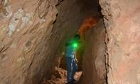 Vụ đào hầm khai thác vàng trong vườn nhà: Thu giữ 10 tấn khoáng sản nguyên khai