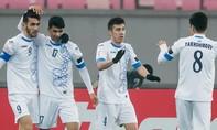 U23 Hàn Quốc thua thảm U23 Uzbekistan trong hiệp phụ