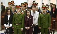 """Trịnh Xuân Thanh và Đinh Mạnh Thắng """"đấu"""" tại tòa"""