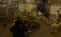 Lao xe vào tường rào sau khi nhậu, 2 thanh niên tử nạn