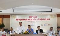 Phủ song wifi miễn phí tại hội chợ hoa xuân Phú Mỹ Hưng