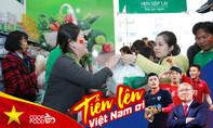 Co.opmart giảm giá mạnh 2.300 sản phẩm cổ vũ trận chung kết U23 Việt Nam