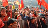 Clip cổ động viên khóc nức nở sau trận thua của U23 Việt Nam