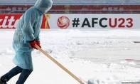 AFC thông báo trận chung kết vẫn diễn ra như kế hoạch, vào 15 giờ chiều nay