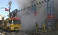 Cháy bệnh viện tại Hàn Quốc: Đã có it nhất 41 người chết