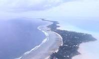 50 người mất tích trên tàu gần Kiribati