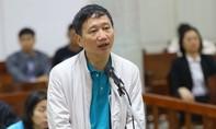 Phiên xử Trịnh Xuân Thanh và đồng phạm: Tòa đột ngột tạm nghỉ