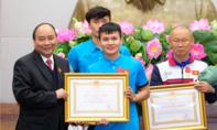 Thủ tướng trao huân chương cho Đội tuyển U23 Việt Nam