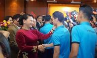 Chủ tịch Quốc hội: 'Cả dân tộc Việt Nam đoàn kết, yêu thương nhau'
