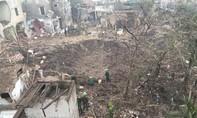 Nổ lớn nghi do bom mìn ở Bắc Ninh, ít nhất 2 người chết, 8 người bị thương