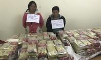 Bắt cặp vợ chồng cùng gần 500 bánh heroin trị giá 3 triệu USD