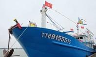 Agribank Thừa Thiên Huế bàn giao tàu vỏ thép đóng mới theo Nghị định 67/NĐ-CP