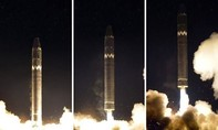 Triều Tiên nhiều khả năng sẽ tiếp tục thử tên lửa