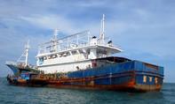 Bán đấu giá con tàu có chữ Trung Quốc  vô chủ