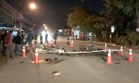Xe máy đối đầu, người đàn ông tử nạn, 2 cô gái nguy kịch