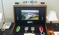 Triều Tiên mở lại đường dây nóng với Hàn Quốc