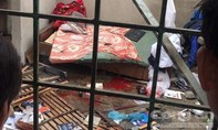 Nổ lớn khiến ngôi nhà bị xé toác, nam sinh viên trọng thương